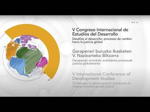 V Congreso Internacional de Estudios de Desarrollo