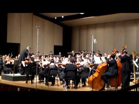 Mahler 5 Excerpts VSO 2013
