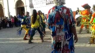 Danza San Jose. San felipe Gto.
