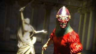 Path of Exile - Dragon Mask