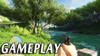 Far Cry 3 - GTX460 Evga Gameplay