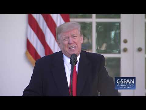 President Trump remarks on reopening the federal government (C-SPAN) Mp3