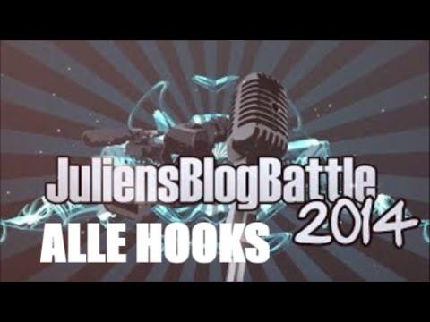 JBB 2014 // ALLE HOOKS