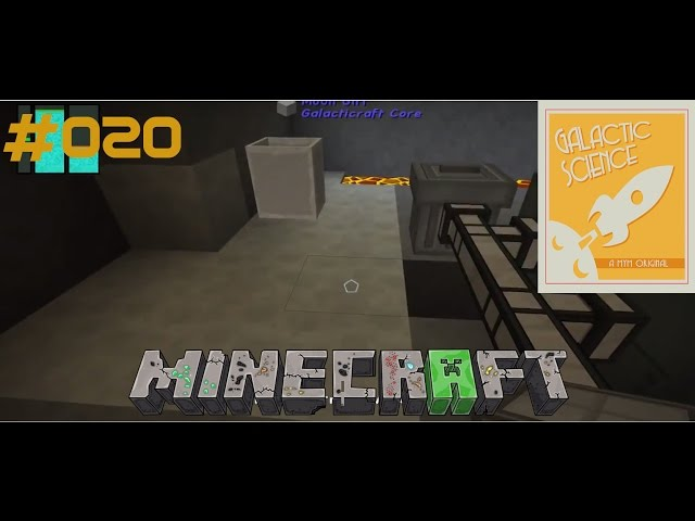 Let's Play Minecraft Galactic Science | Optimierung & Weitere Pläne | Folge #020