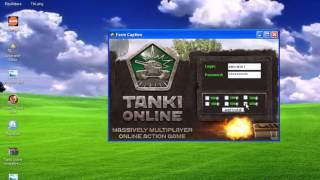 Tanki Online crystall Hack program 2016   YouTube