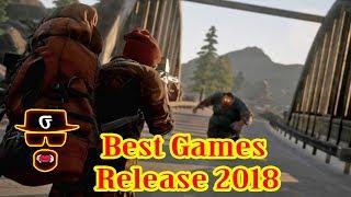 Release Di 2018 5 Game Terbaik Ini Akan Membawa para Gamers Ke Petualangan Menegangkan