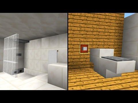 5 Tipps um dein Minecraft Haus zu verbessern! (Badezimmer ...