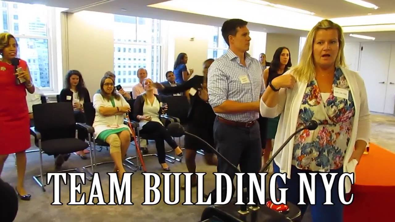 Team Building Activities For Work Nyc