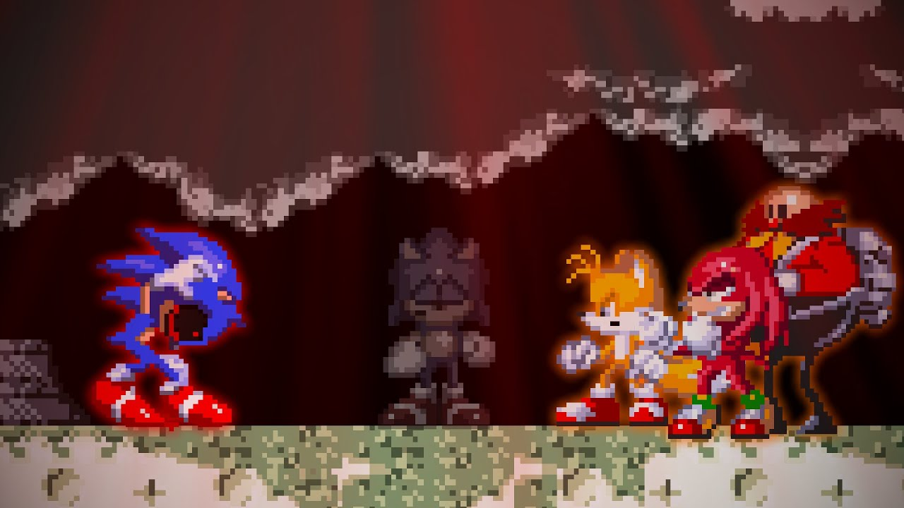 sonic.exe the spirits of hell wikia