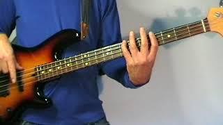 Dionne Warwick - Heartbreaker - Bass Cover