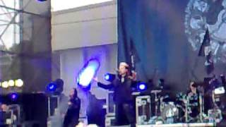 Lacrimosa - Schakal (live at Masters Of Rock 2010)