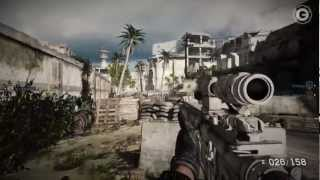 MEDAL OF HONOR: WARFIGHTER - wideorecenzja OG (PS3, XBOX360, PC)