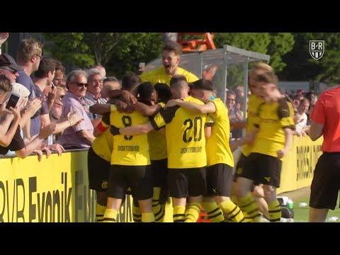 Take A Trip Inside The Borussia Dortmund Talent Factory