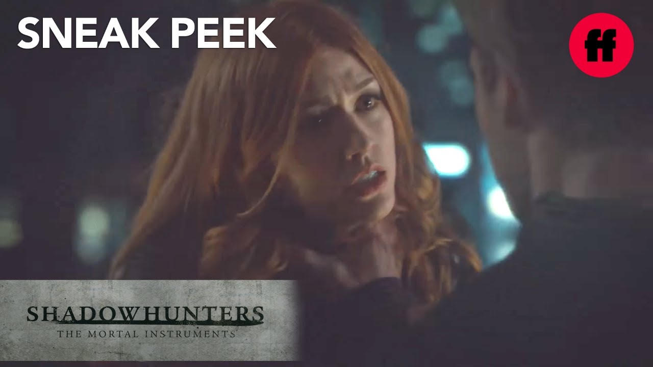 Download Shadowhunters   Season 3, Episode 7 Sneak Peek: Clary Fights Jace   Freeform
