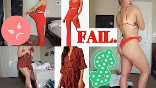 Boohoo Clothing Haul COMPLETE FAIL | This is why I hate online shopping