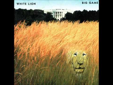 White Lion - Living On The Edge