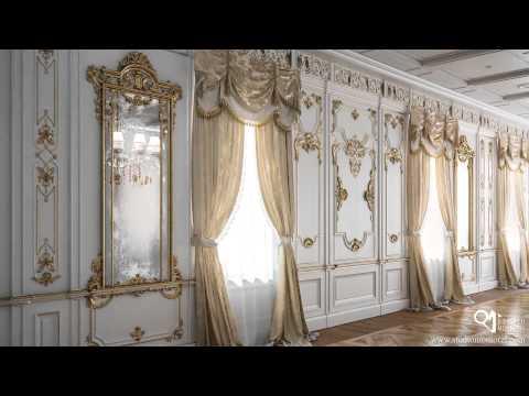 Studio Montorzi - 3D Rendering Classical Furniture