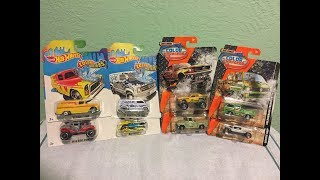 Hot Wheels Shifters VS. Matchbox Changers
