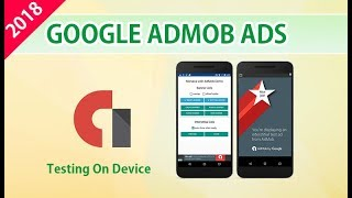 Unity 3d Android google ADmob Ads testing [ 10 ]