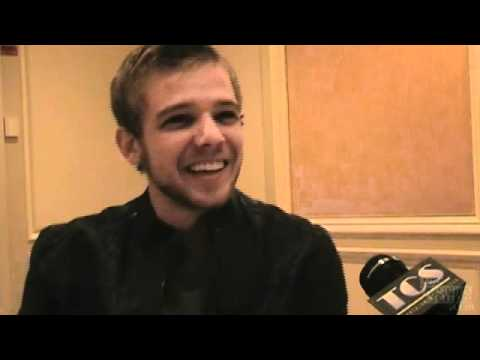 Max Thieriot Exclusive  for the movie My Soul to Take