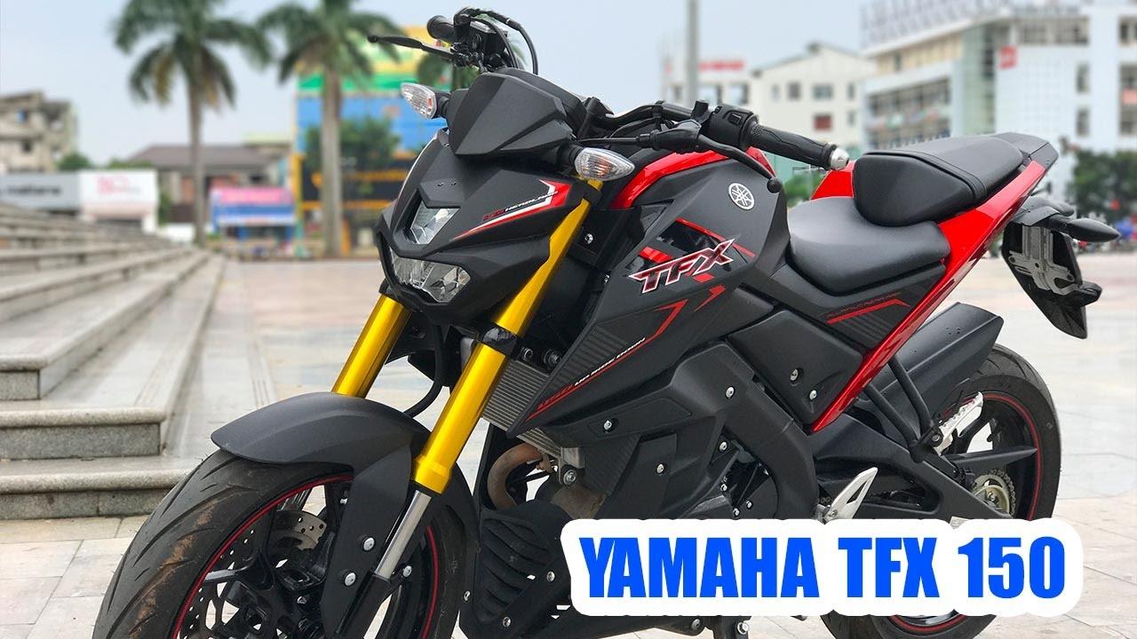 Yamaha TFX 150cc ▶ Đánh giá thực tế xe côn tay thể thao cao cấp!