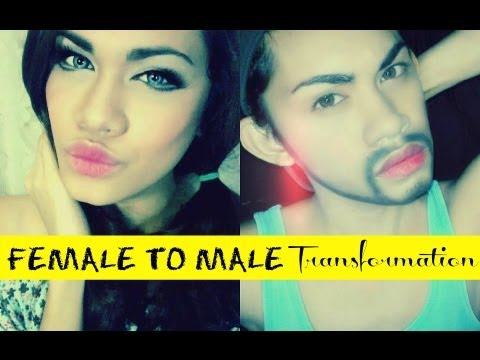 Male to shemale transformation