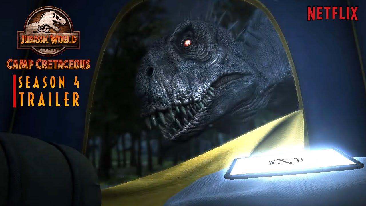 Download Jurassic World: Camp Cretaceous Season 4 Full Trailer! | Fan-Made Trailer!