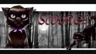 warrior cat - Scrouge (bloodclan)