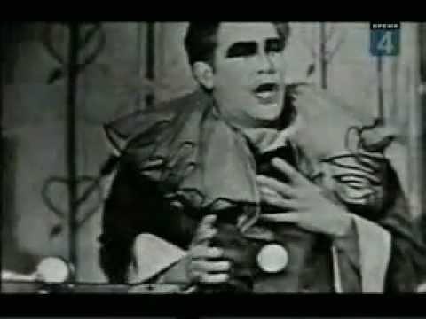 Mario del Monaco I pagliacci Bolshoi theatre 1959 live