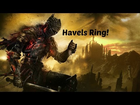how to get in the dark souls havel ring