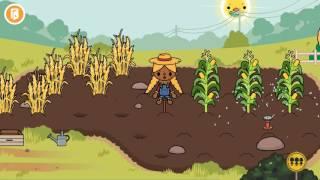•Jugando Toca Life farm para Dorkis♡♡♡