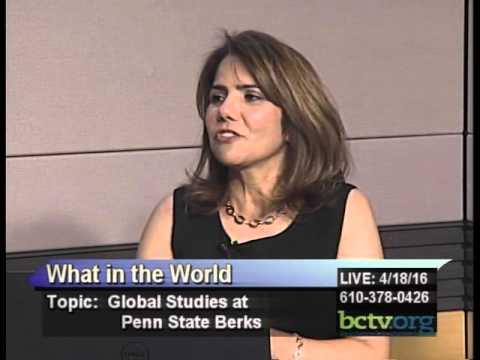 Global Studies Program at Penn State Berks 4-18-16