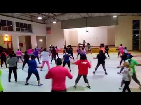 Zumba @ Cloetesville fitness club
