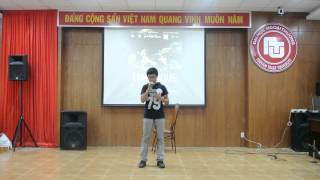 [LUMINOUS 2014] [BÁN KẾT] Let it go - NGỌC HUY