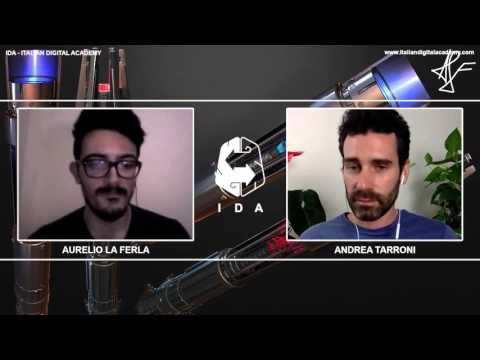 Intervista Aurelio La Ferla - Come diventare un modellatore 3d