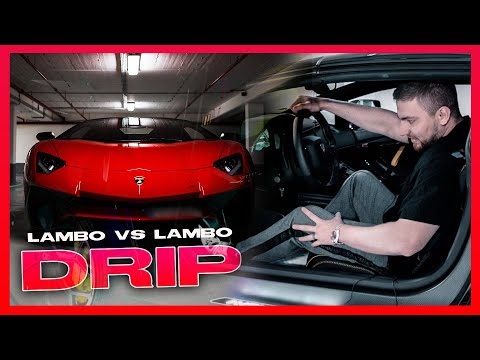 Lamborghini Aventador SVJ🔥1 MILLION € DRIP – VERGLEICH