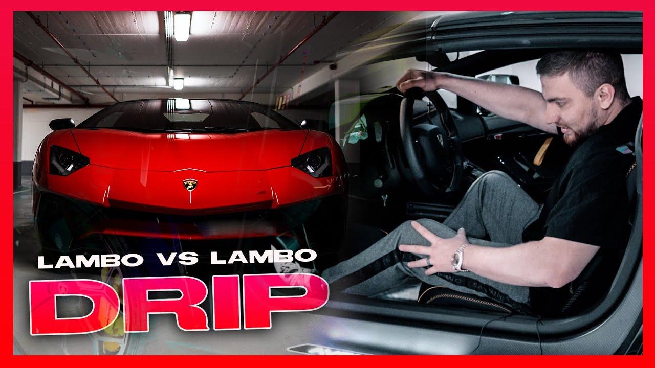 Lamborghini Aventador SVJ🔥1 MILLION € DRIP - VERGLEICH