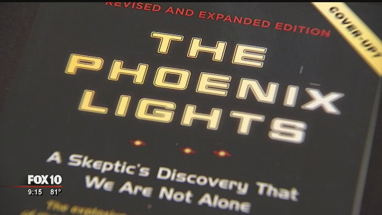 19 years later and The Phoenix Lights mystery goes on