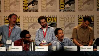 """""""Why you should watch Community"""" - Community panel, San Diego Comic-Con 2010"""