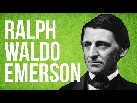Video image: Ralph Waldo Emerson and the Beauty of the Everyday