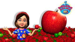 An Apple A Day Keeps The Doctor Away - English Nursery Rhymes Songs for Kids, Babies | Mum Mum TV