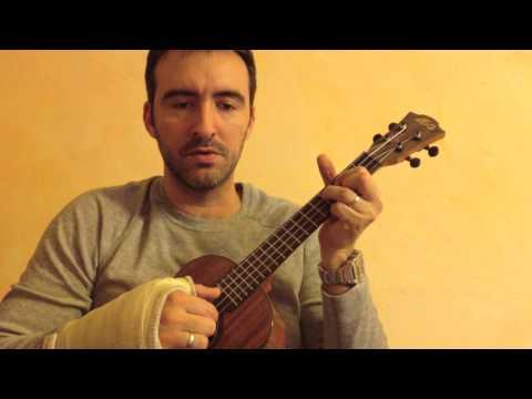 Video Roulette ukulele chords