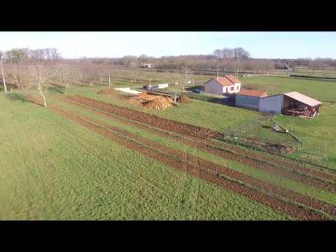 vue du drone