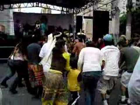 Brazilian indigenous dance thumbnail