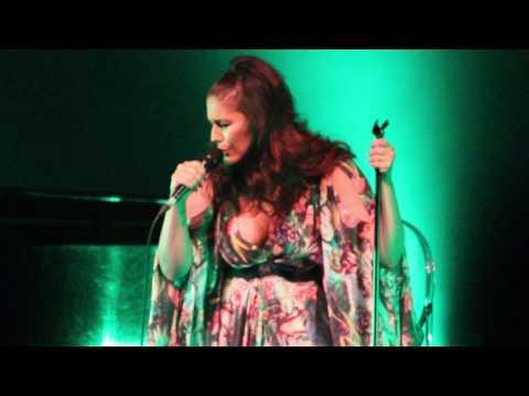 Maria Rita - Grito de Alerta - Voz e Piano - Sesc Vila Mariana - 04/03/17