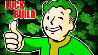 10 Luck Build - Fallout 4 with HUTTS [2]