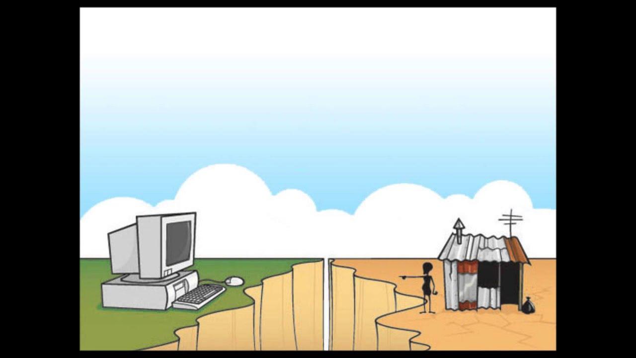 Resultado de imagen de desigualdad tecnología
