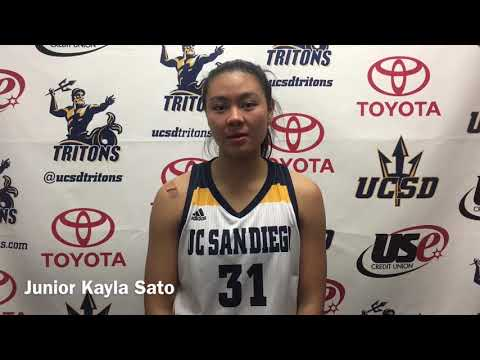 Kayla Sato Interview - 12/8/17