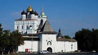 Свято - Троицкий кафедральный собор.  Псков.(, 2016-08-14T13:47:51.000Z)