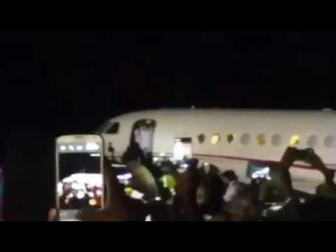 Yahya Jammeh Finally Leaves The Gambia